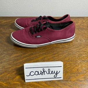 Vans Authentic Style Maroon Shoes